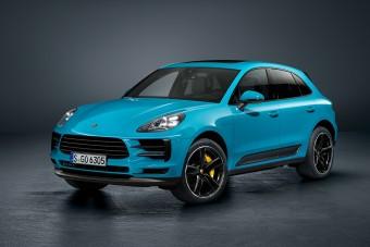 Csinosabb lett a Porsche sikermodellje