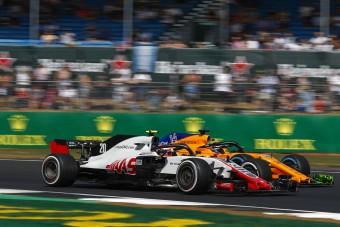 F1: Magnussennek nem mertek