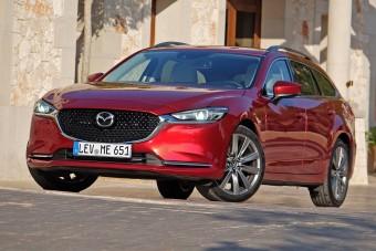 Már nemcsak kívülről szép az új Mazda6