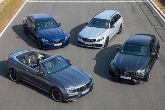 Okosabb lett a Mercedes-AMG C 63 család