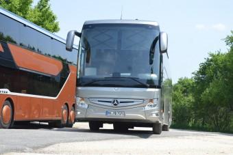 A Mercedes Európa legtakarékosabb buszsofőrjèt keresi