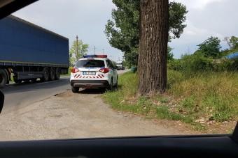 Autósok, vigyázzatok, mert a rendőrök elkezdtek dolgozni!