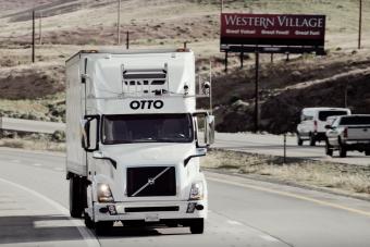 Nem fejleszti tovább a Uber az önvezető kamiont