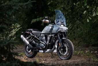 Elektromos motorokkal támad a Harley-Davidson