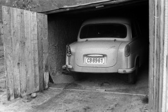 Kinőtt garázsok, szűkülő parkolók