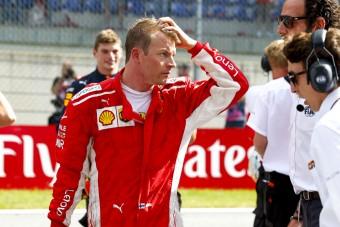 F1: Vad pletyka Räikkönenről