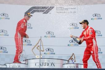 F1: A sportszerűségért dicsérik a Ferrarit