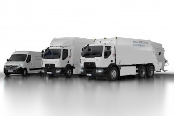Városban érzik igazán jól magukat a Renault új teherautói