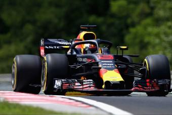 F1: A Red Bullé az első vér a Hungaroringen