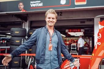 F1: Rosberg nekiment Vettelnek