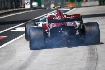 F1: Hivatalosak a 2019-es csapatnevek