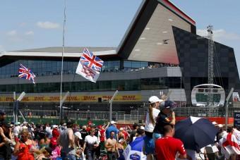 F1: Silverstone nem pottyanhat ki
