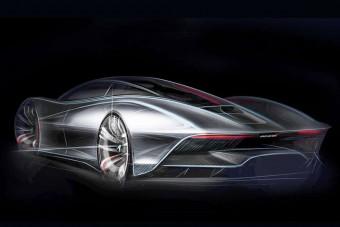 Jön a csúcsok csúcsa, az új McLaren