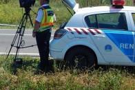 Gyorshajtó suzukis rendőrt videóztak az egyik hazai autópályán? 1