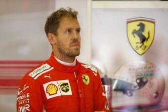 Vettel: Sportoló vagyok, nem celeb!