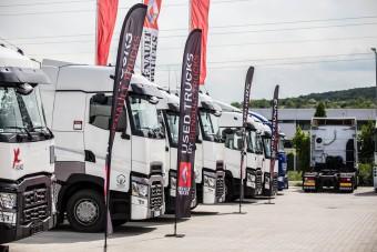 Regionális járműközpontot nyitott hazánkban a Renault Trucks