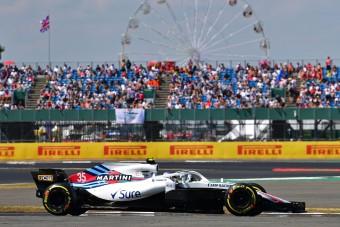 F1: Hétfőn a Williams is befut