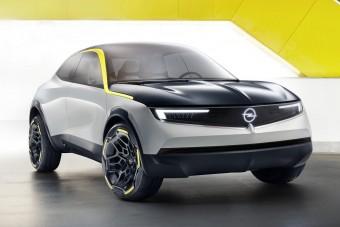 Így fognak kinézni a jövő Opeljei
