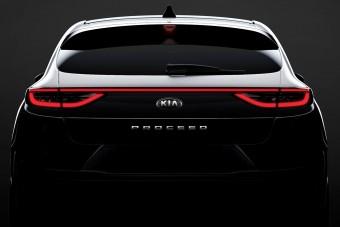 Két hét múlva érkezik a Kia kompakt sportmodellje