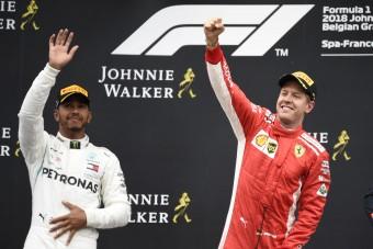 F1: Vettel elérzékenyült győzelme után