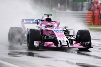 F1: A Force India verte a Ferrarit Monzában