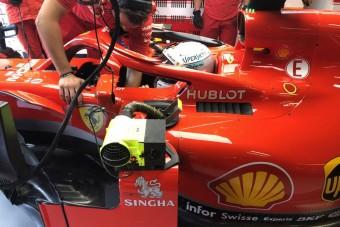F1: Vettel a falban, Vettel az élen