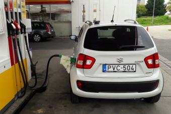 Drágább benzinnel tehetsz a környezetért