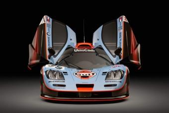 Új autót varázsoltak ebből a ritka McLaren F1 versenygépből