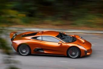 Hibrid középmotoros szupersportkocsi a Jaguartól