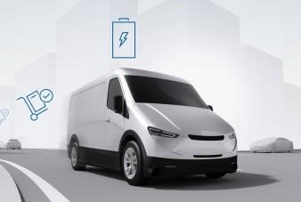 Elektromos kisteherautót készít a Bosch