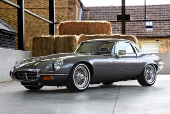 Új autót varázsoltak ebből az öreg Jaguarból