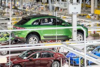 Kínába megy az első Porsche Macan