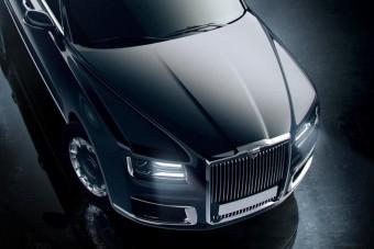 Így mondják oroszul, hogy Rolls-Royce