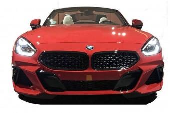 Lebukott az új BMW Z4 roadster!