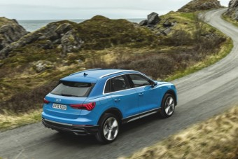 Elstartolt Győrben az Audi Q3 sorozatgyártása
