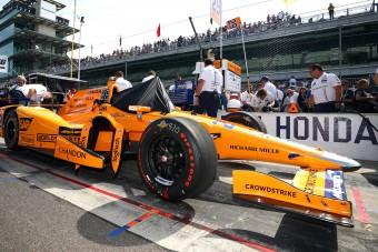 A Honda elbuktatja Alonso IndyCar-álmát?
