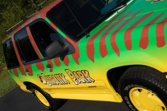 Szereted a Jurassic Parkot? Akkor ez a Ford csak téged vár!