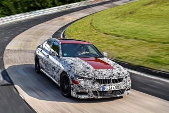 Megvillantották az új 3-as BMW-t