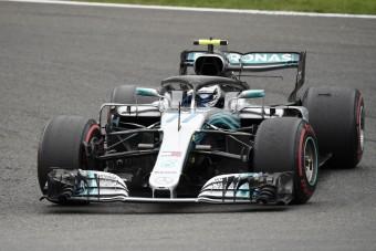 F1: Bottast is mebüntették