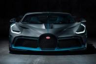 Milliárdokért is pillanatok alatt elfogy a Bugatti Divo 2