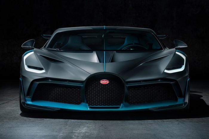 Itt van minden idők legbitangabb Bugattija
