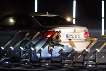 A BMW megdöntötte a bambuszkaszabolás rekordját is