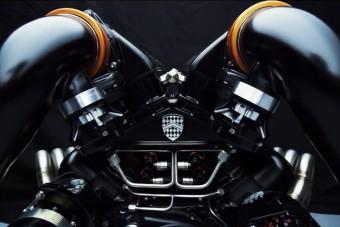 Méregerős amerikai sportkocsitól retteghet a Bugatti