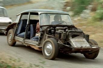 A hidrós Citroënekkel vívott autós üldözéseknek nincsen párja