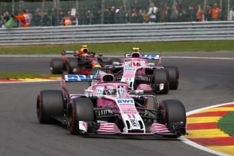 F1: Még nem végleges a Force India új neve
