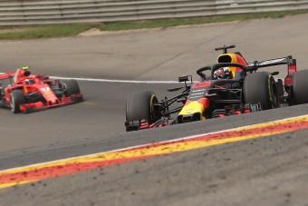 F1: Újabb büntetés a következő futamra