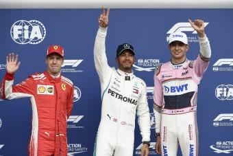 F1: Elégedettek a bajnokok a kaotikus időmérő után