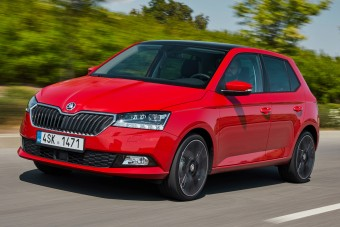 Megújul a Škoda Fabia