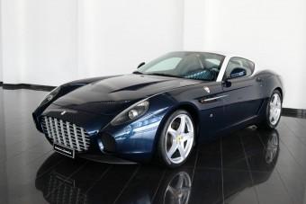 Nem ez a legszebb Ferrari, de az biztos, hogy az egyik legritkább