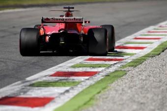 F1: A Ferrari idén már tesztelt Monzában